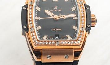 665.OX.1180.RX.1204 Hublot Spirit of Big Bang King Gold Diamonds