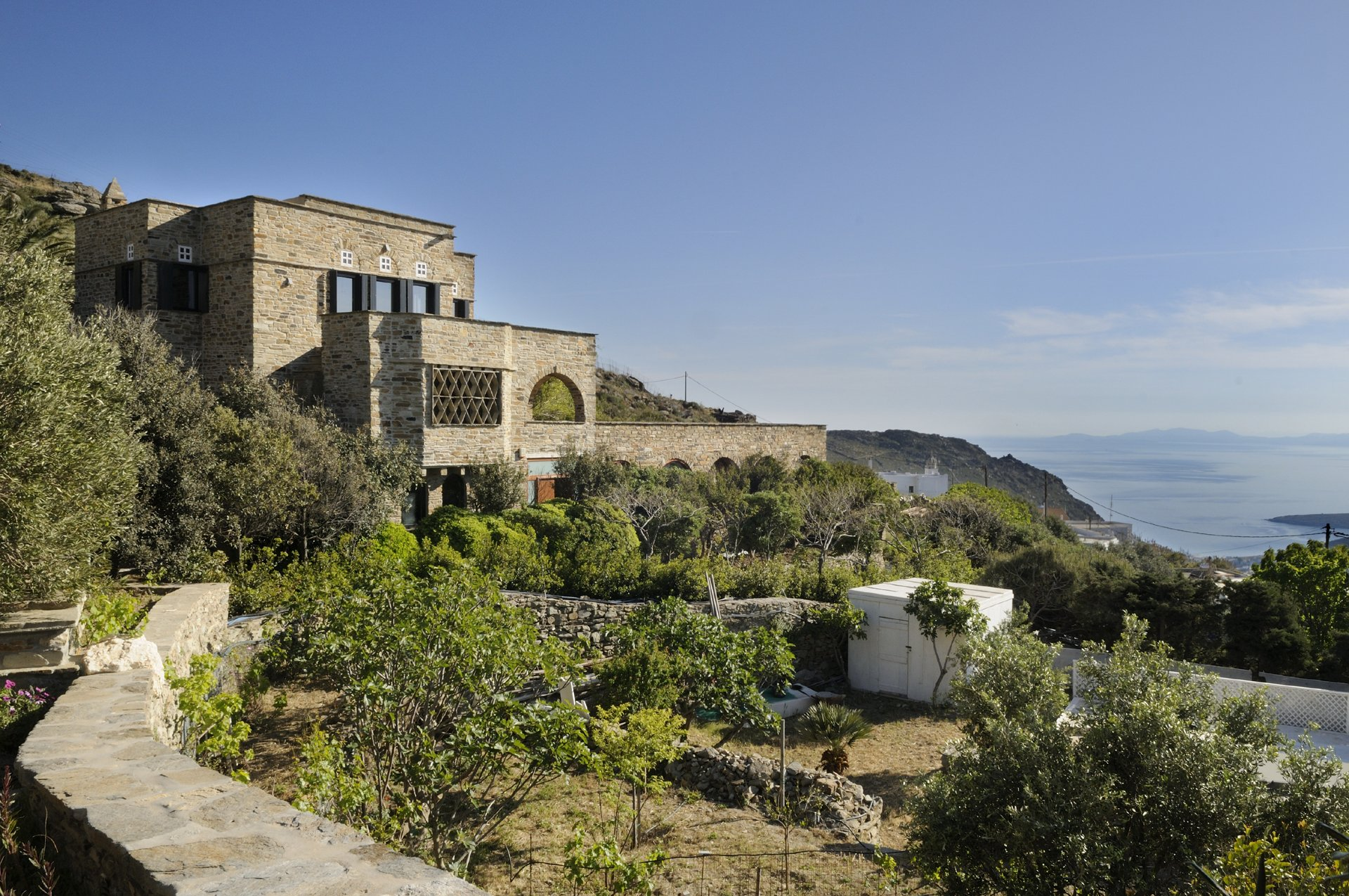 Villa in Tinos, Decentralized Administration of the Aegean, Greece 1 - 11416529