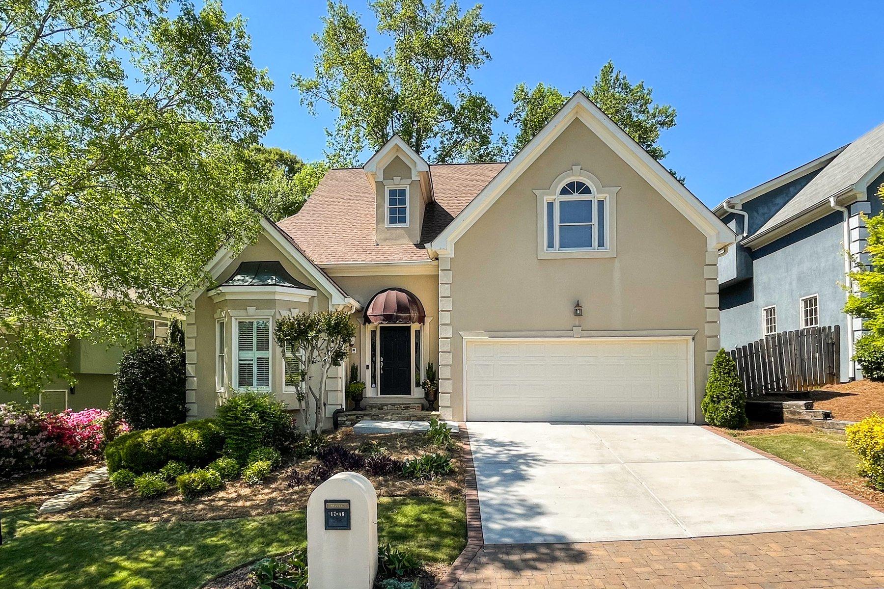 House in Chamblee, Georgia, United States 1