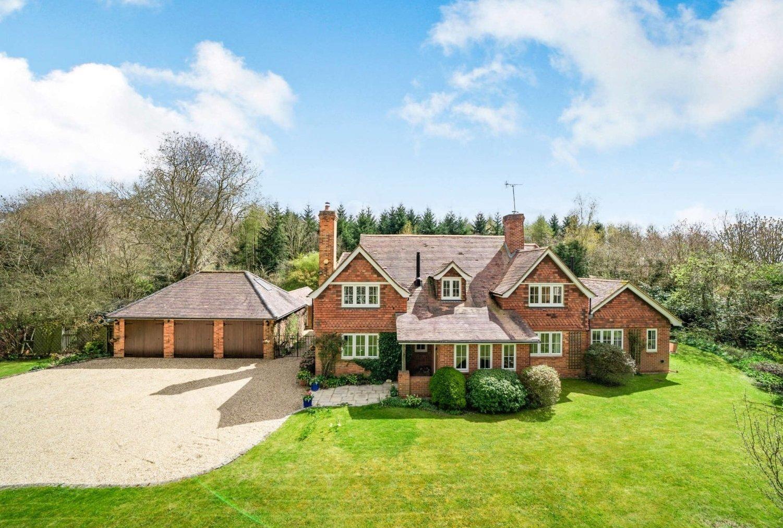 House in Goring Heath, England, United Kingdom 1