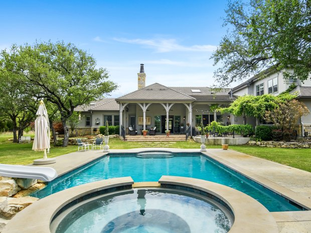 House in Boerne, Texas, United States 1