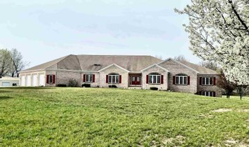 House in Leo-Cedarville, Indiana, United States 1