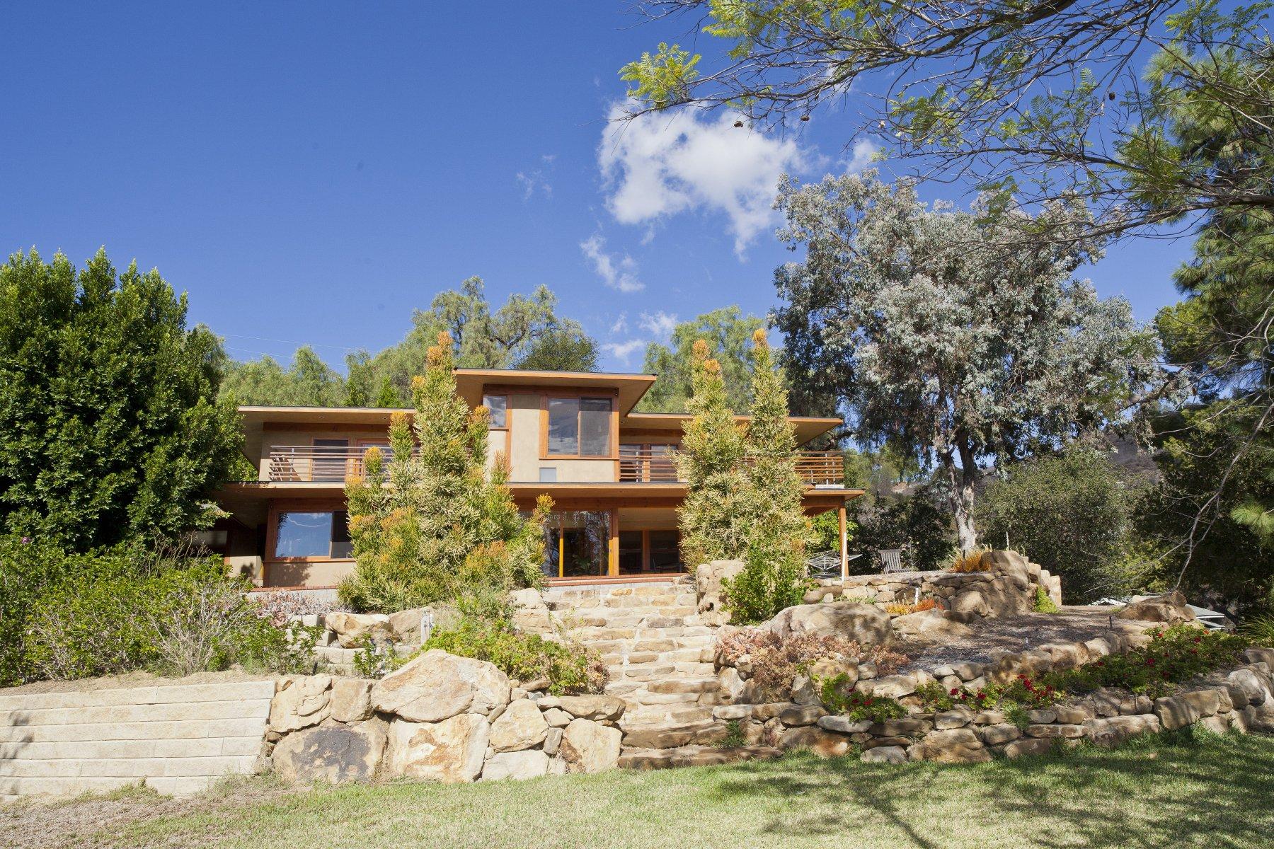 Casa a Topanga, California, Stati Uniti 1 - 11418907