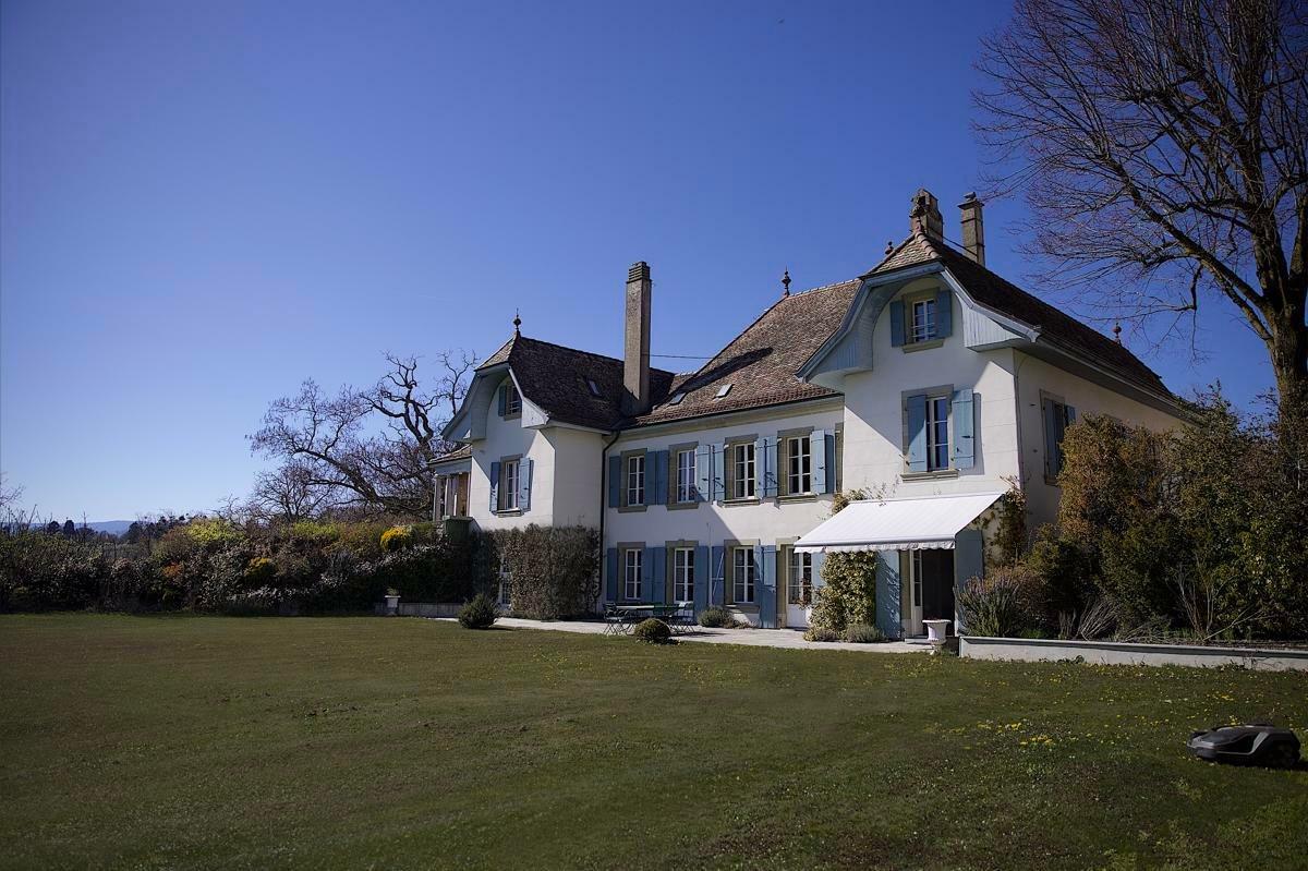 House in Lonay, Vaud, Switzerland 1