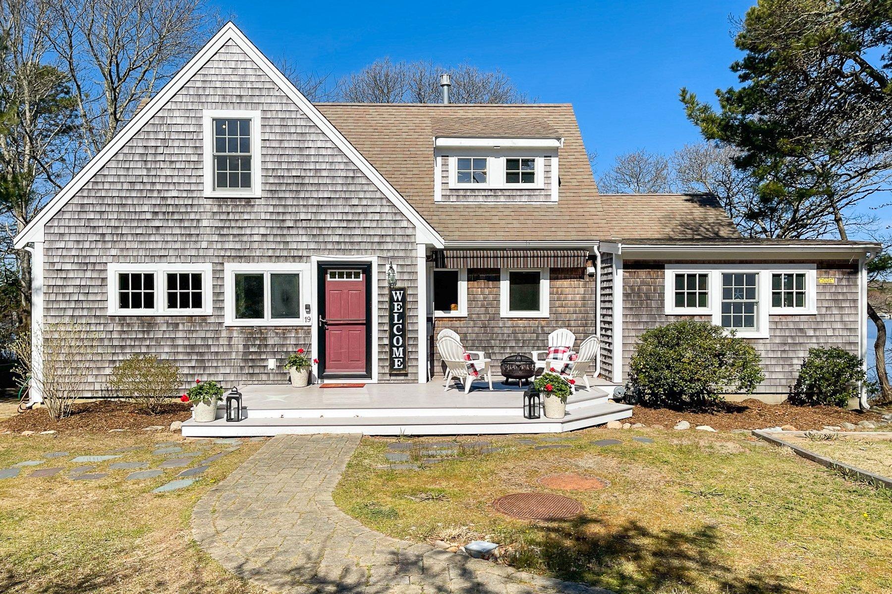 House in Dennis, Massachusetts, United States 1