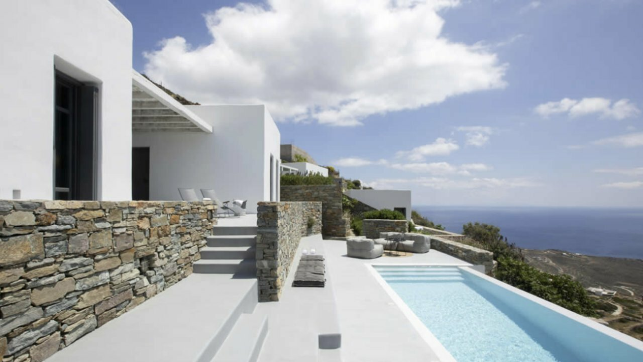 Villa in Tinos, Decentralized Administration of the Aegean, Greece 1