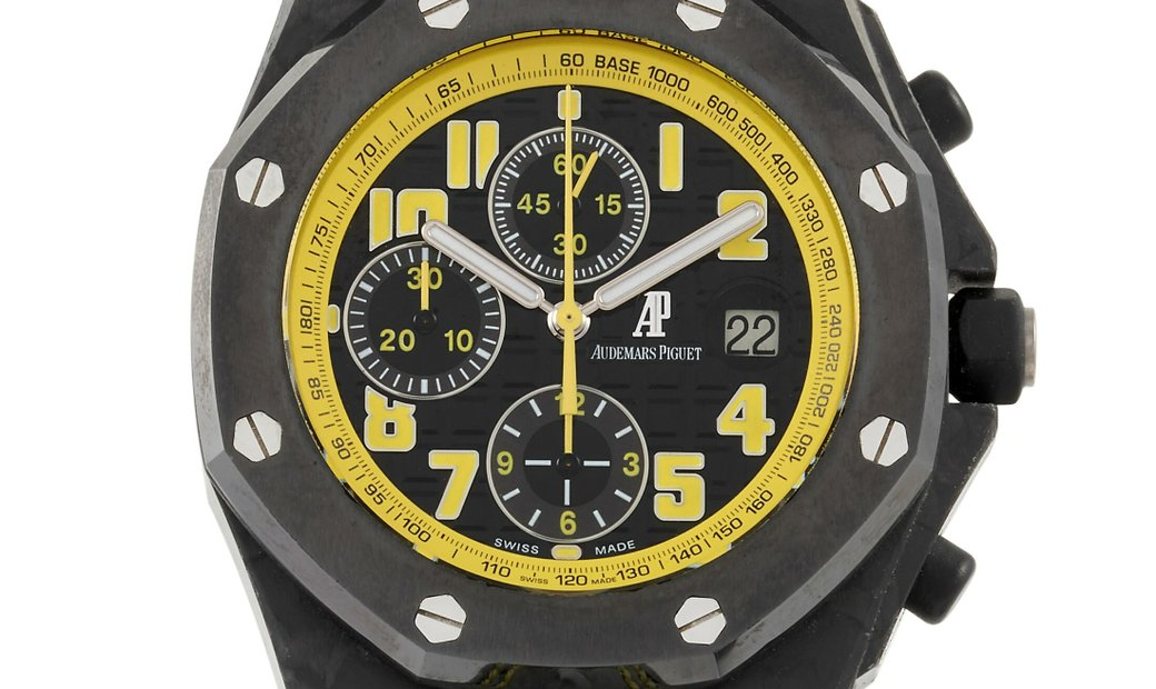 Audemars Piguet Audemars Piguet Royal Oak Offshore Bumble Bee Watch 26176F0