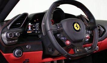 2018 Ferrari 488 GTB Coupe