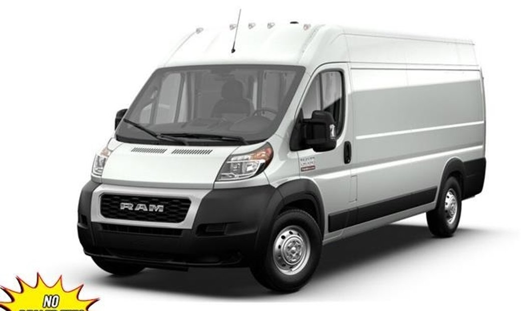 2021 Ram ProMaster 3500 High Roof