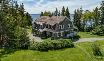 House in Brooksville, Maine, United States 1