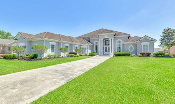 Дом в Юнис, Луизиана, Соединенные Штаты Америки 1