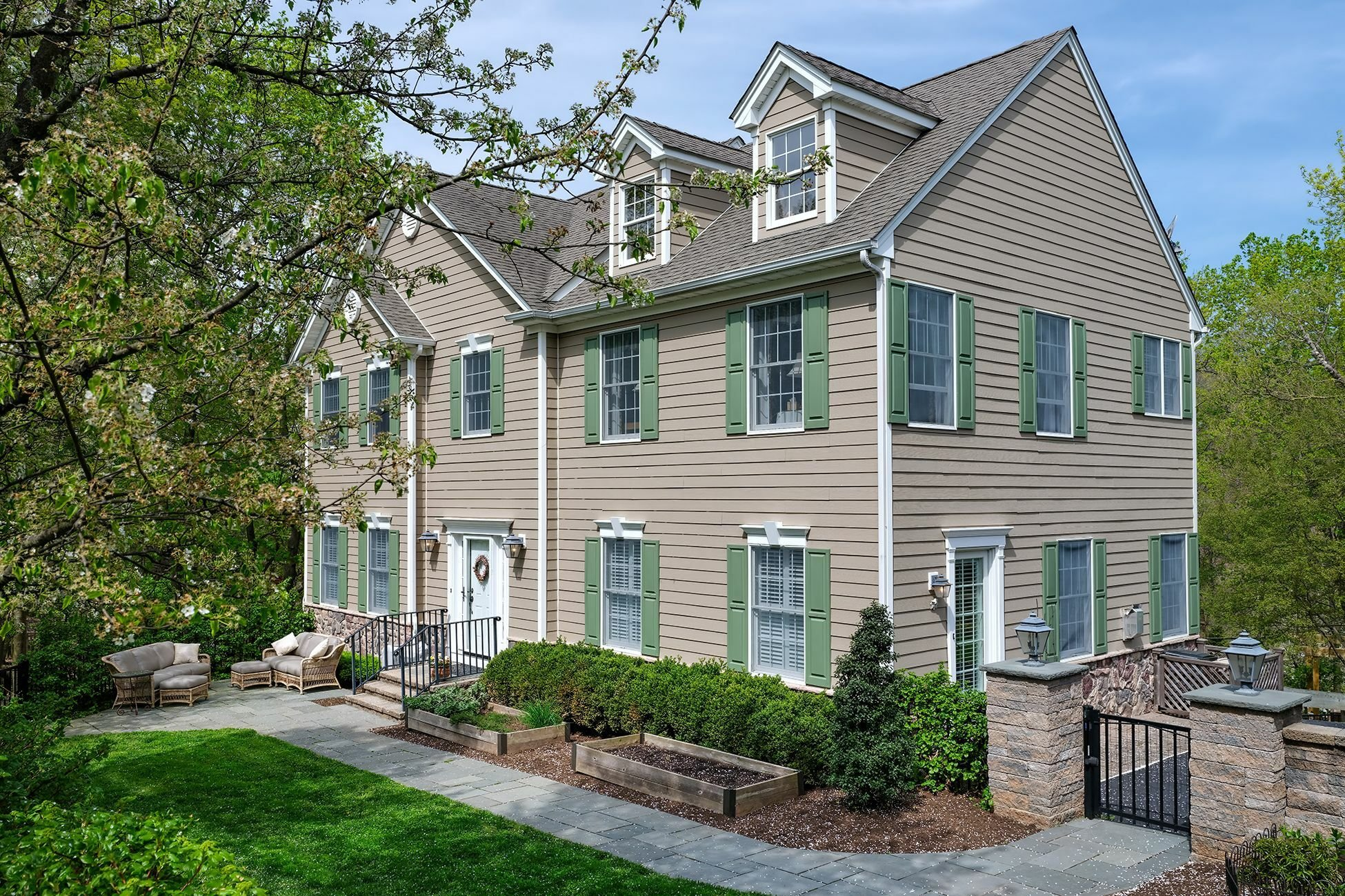 House in Lambertville, New Jersey, United States 1