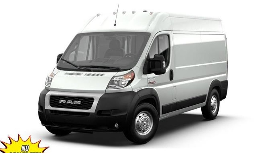 2021 Ram ProMaster 1500 High Roof