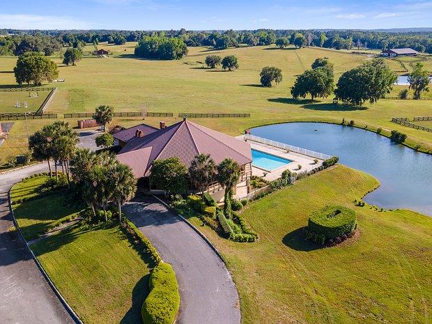 Farm Ranch in Reddick, Florida, United States 1