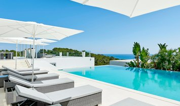 Villa in Santa Eulalia des Ríu, Balearic Islands, Spain 3