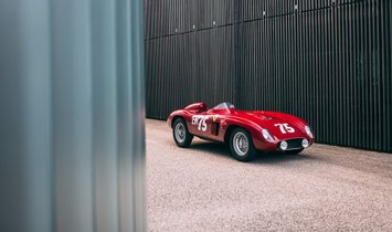 1956 Ferrari 500 Superfast