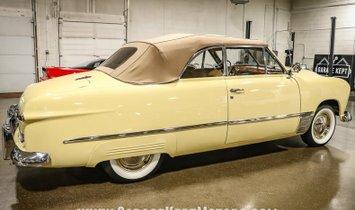 1949 Ford Custom Convertible