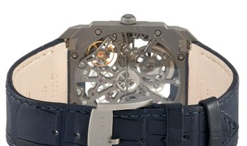 Bvlgari Bvlgari Limited Edition Octo Finissimo Extra Thin Skeleton Watch 102941
