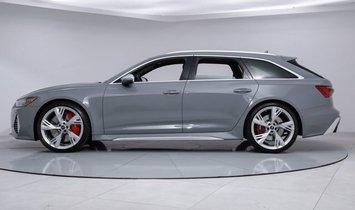 Audi RS 6 Avant 4.2