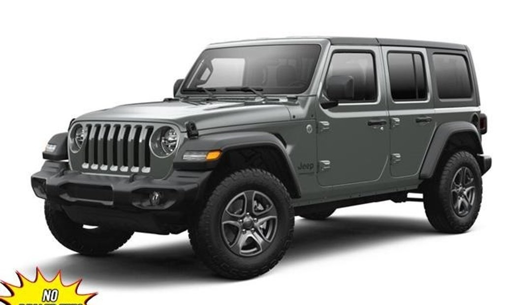 2021 Jeep Wrangler Unlimited Sport S
