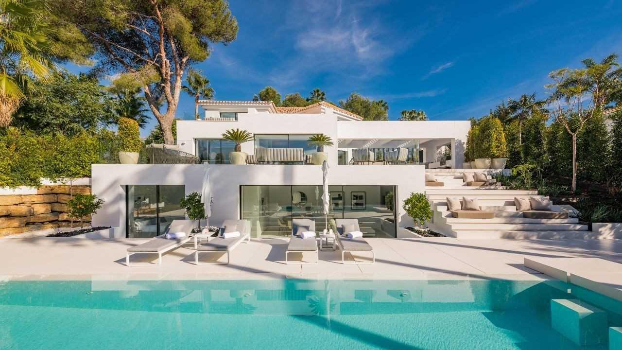 Villa a Marbella, Andalusia, Spagna 1 - 11422963