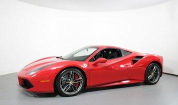 2016 Ferrari 488 GTB 2dr Cpe