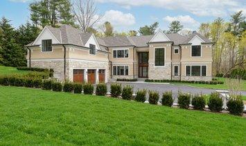 Haus in Muttontown, New York, Vereinigte Staaten 1