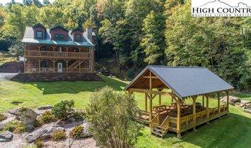 Casa en Banner Elk, Carolina del Norte, Estados Unidos 1