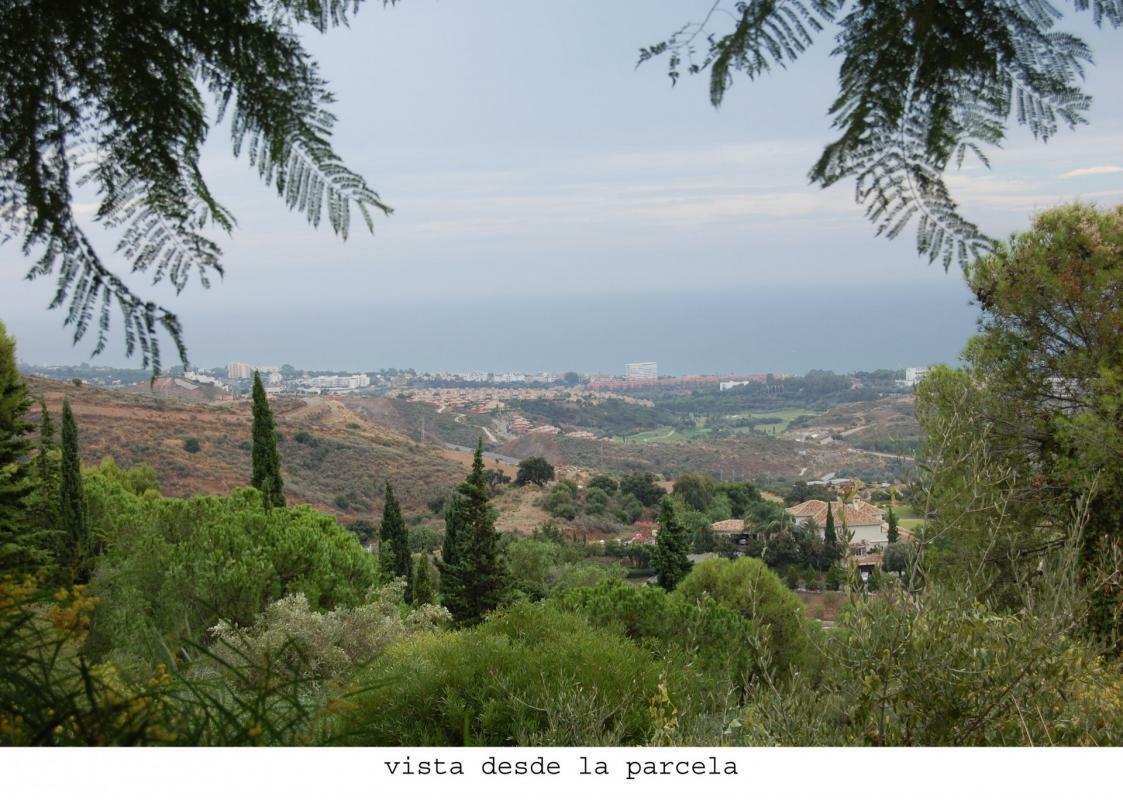 Terreno a Marbella, Andalusia, Spagna 1 - 11422609
