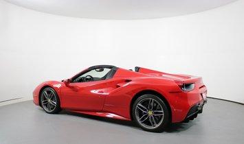 2018 Ferrari 488 Spider Convertible