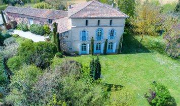 House in Villefranche-de-Lauragais, Occitanie, France 1