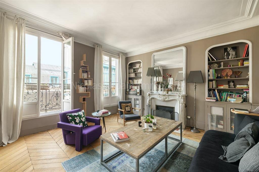 Appartamento a Parigi, Île-de-France, Francia 1 - 11422430