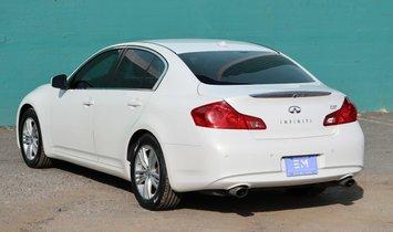 2012 INFINITI G G37 Journey Sedan 4D