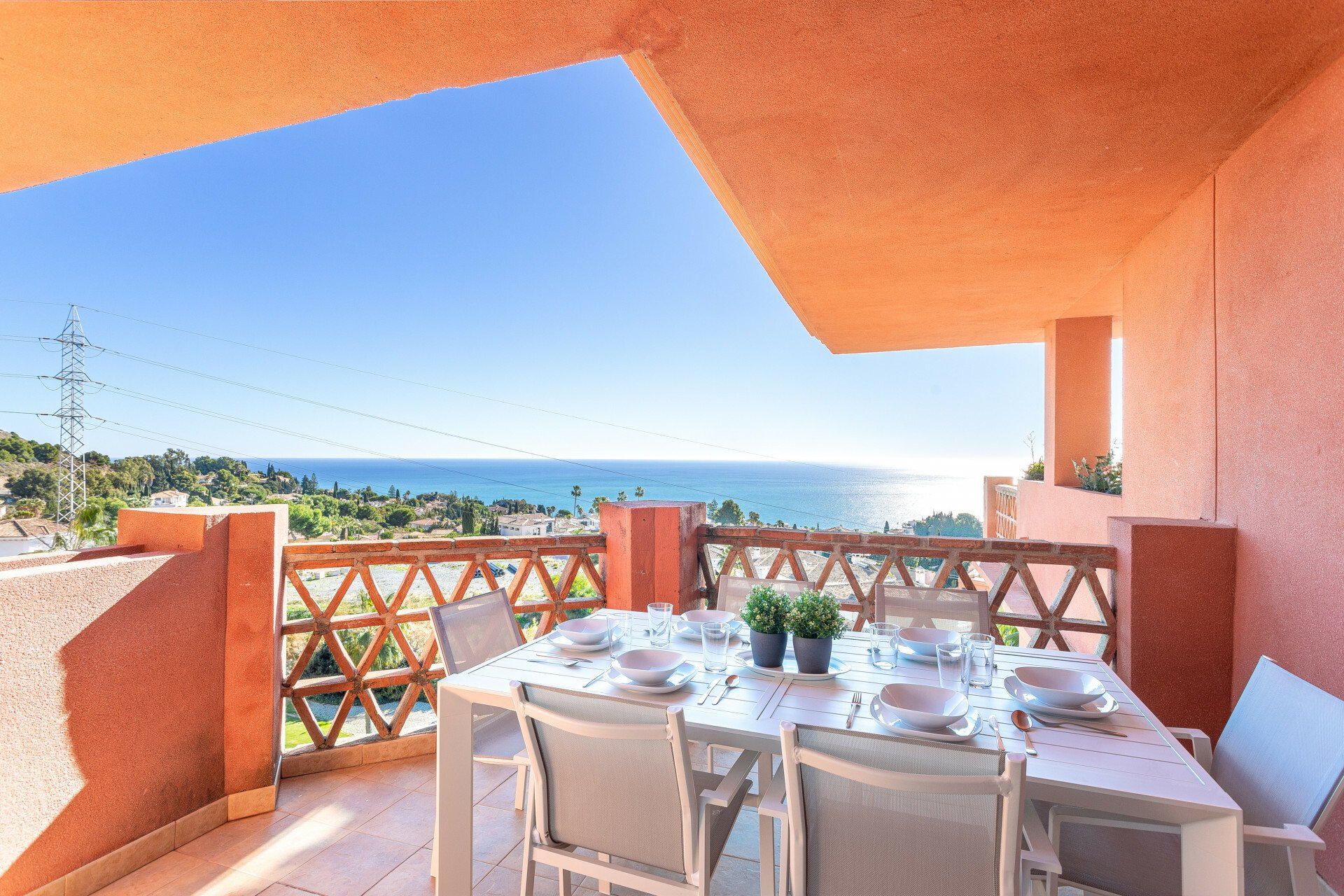 Penthouse in Benalmádena, Andalusia, Spain 1 - 11422986