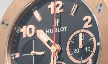 301.PX.130.RX Hublot Big Bang Original Gold