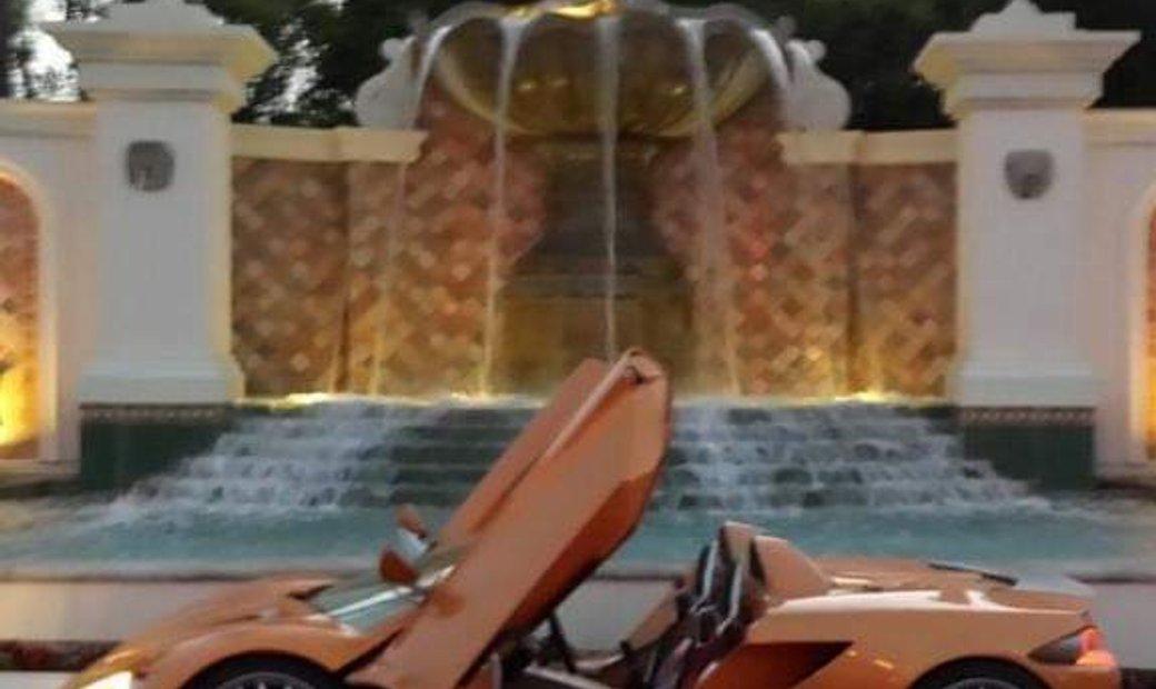 2021 McLaren Senna