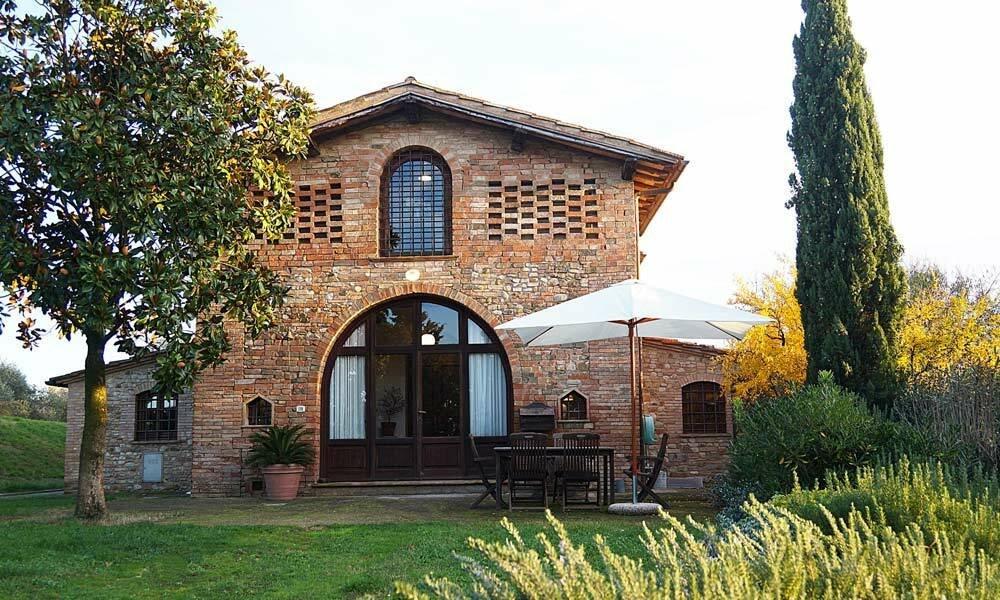 Villa in Montespertoli, Tuscany, Italy 1 - 11423558