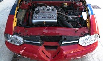 2001 Alfa Romeo 1750 Berlina