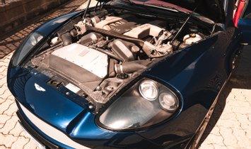 2001 Aston Martin Vanquish
