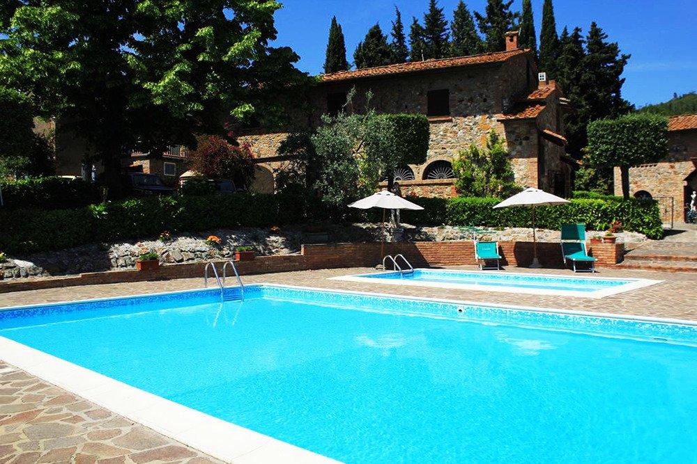 Villa in Montaione, Tuscany, Italy 1 - 11423583