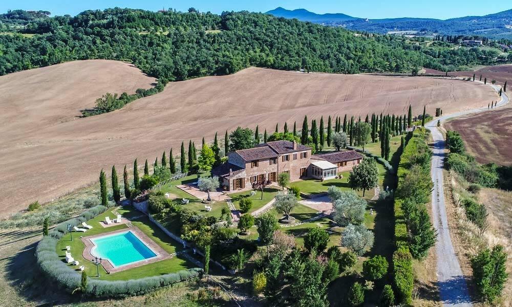 Farm Ranch in Chiusi, Tuscany, Italy 1 - 11424256