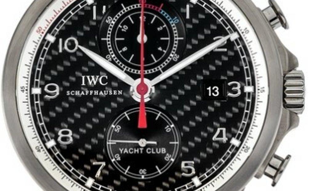 IWC PORTUGUESE YACHT CLUB CHRONOGRAPH 45.5MM  IW390212