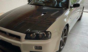 2002 Nissan Skyline GT-R R34 V-spec