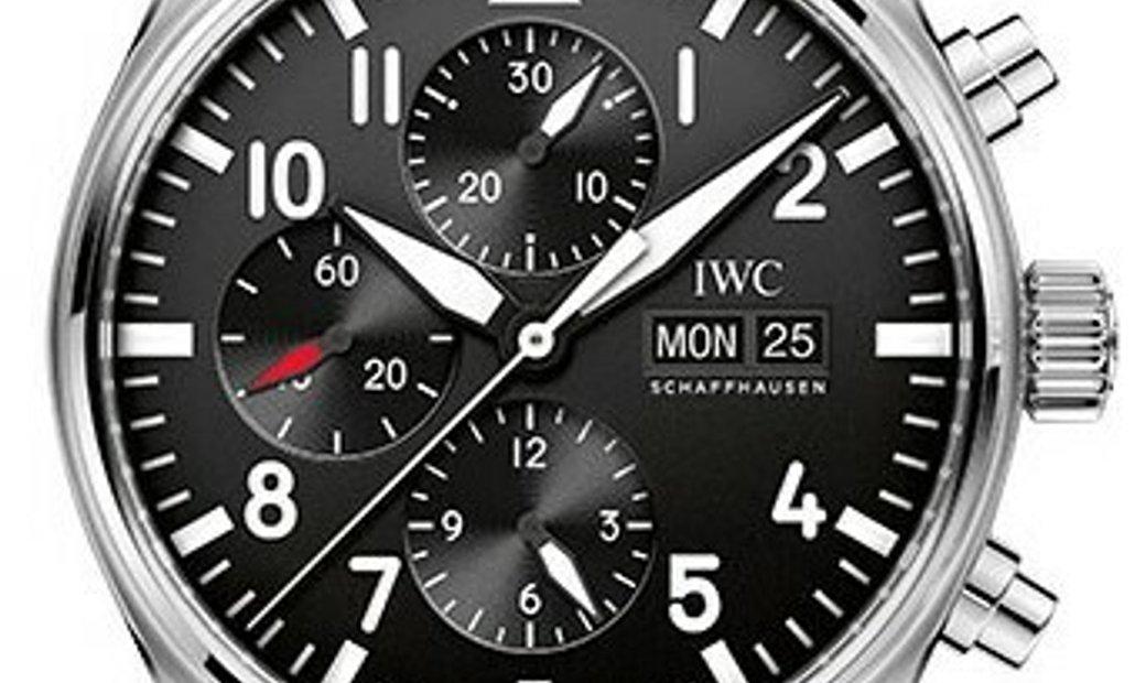 IWC Pilot Chronograph IW377710