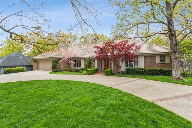 House in Mission Hills, Kansas, United States 1