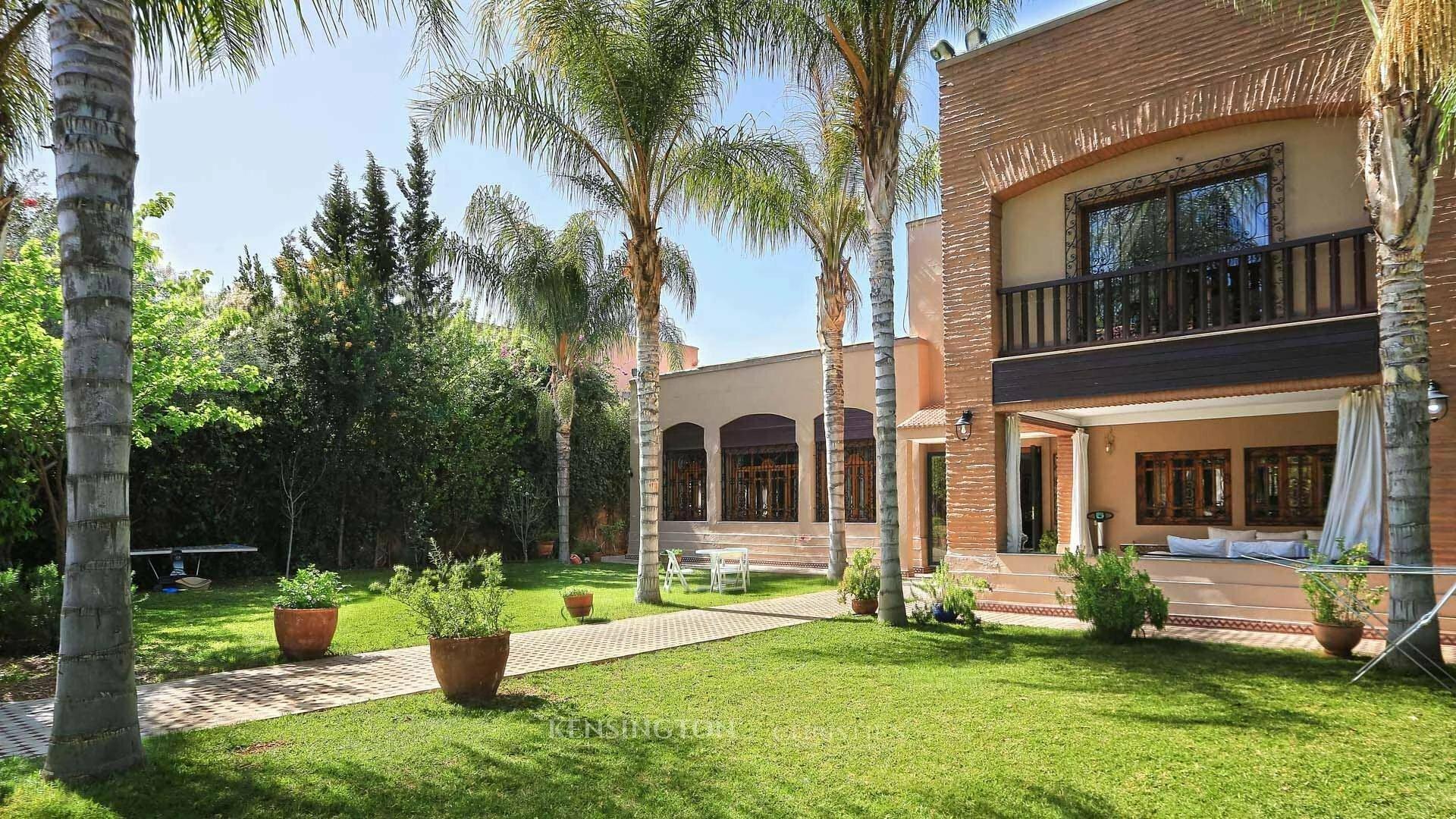 Casa a Marrakech, Marrakech-Safi, Marocco 1 - 11423027
