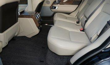 Land Rover Range Rover 4DR SUV V8 SC LWB