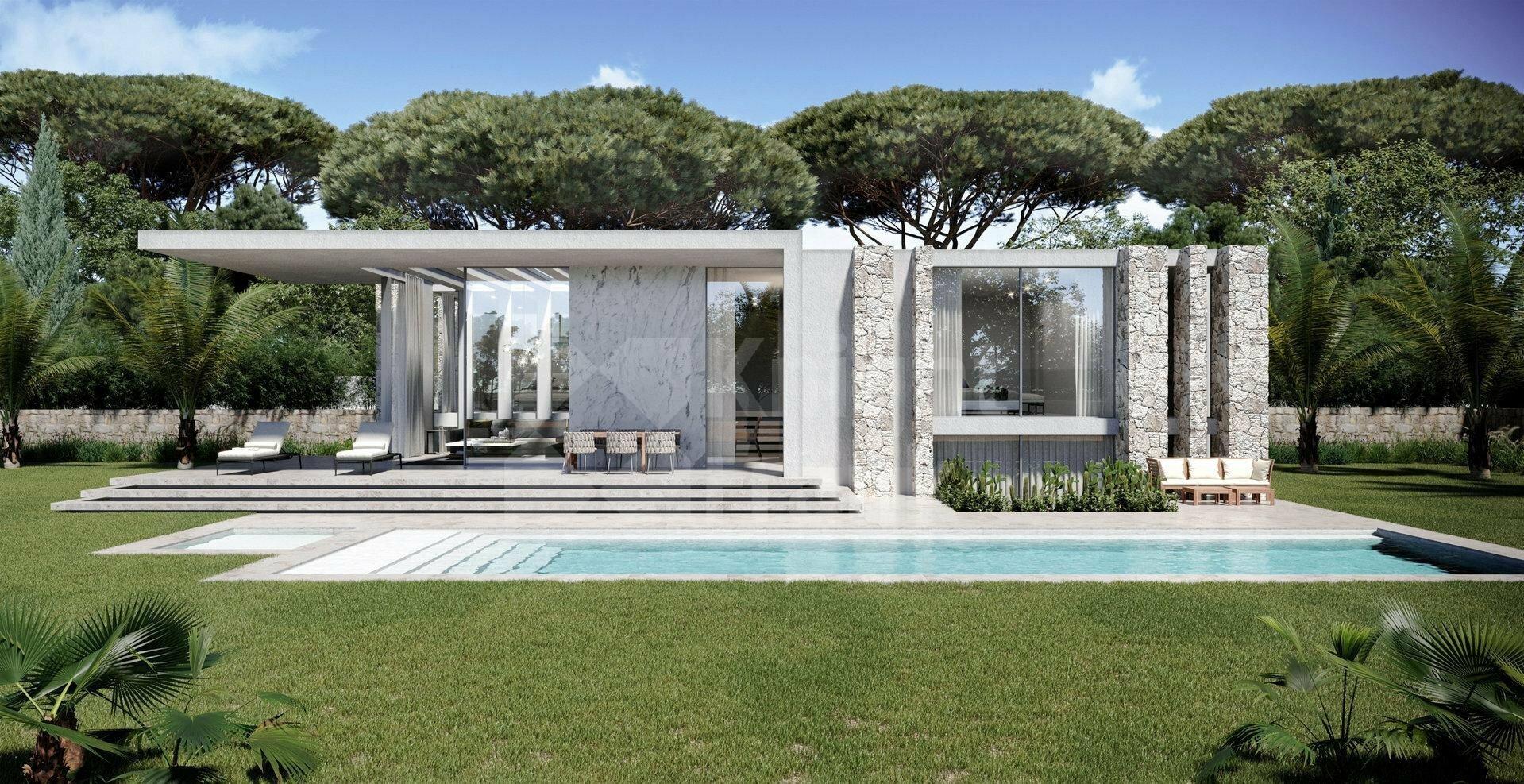 Villa in Antibes, Provence-Alpes-Côte d'Azur, France 1 - 11424151