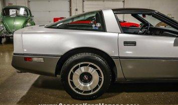 1985 Chevrolet Corvette Coupe