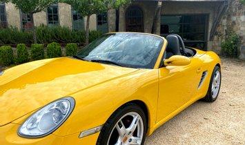 2005 Porsche Boxster 2dr Roadster